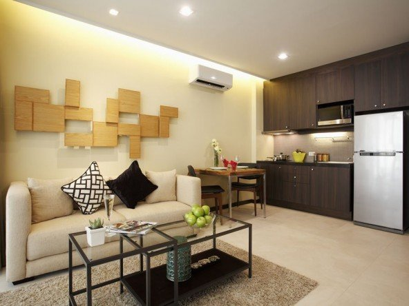 1 Bed Condo Patong with Rental Returns - 1012 292