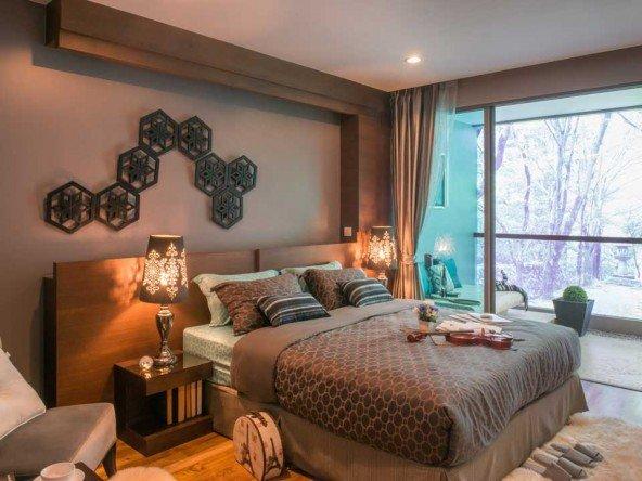 Stylish 1 Bed Condo Bangtao - 1015 38