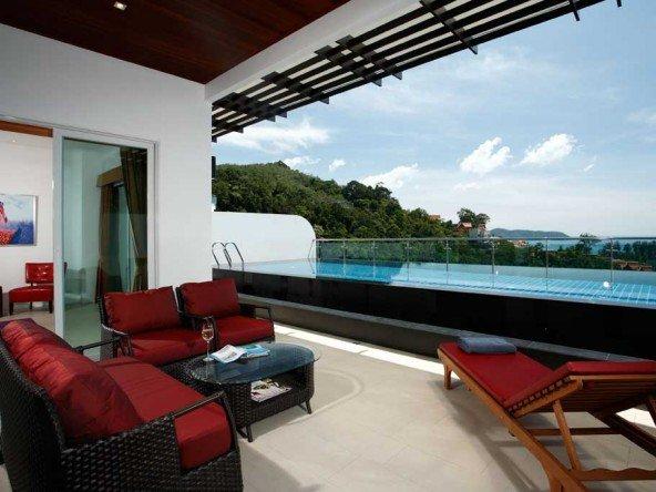 3 Bed Condo with Pool Kamala -1048 208