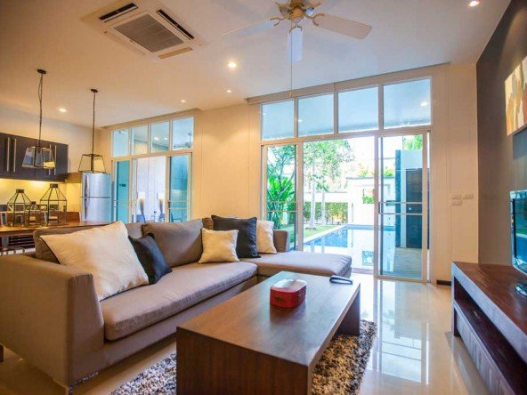 Modern Townhome Condo with Pool - 1065 140