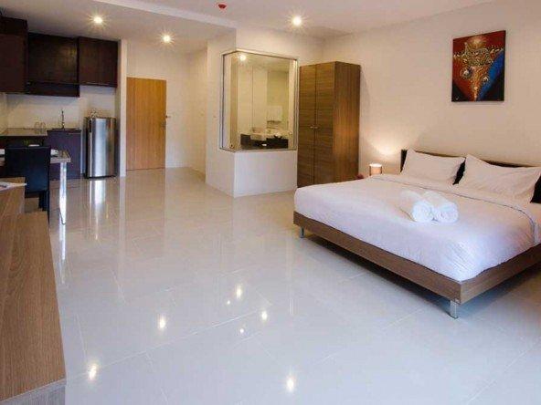 Modern Studio Condo Karon Beach - 1089 96