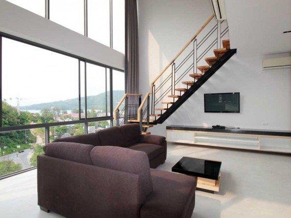 2 Bed Duplex Penthouse Condo Kamala - 1092 88