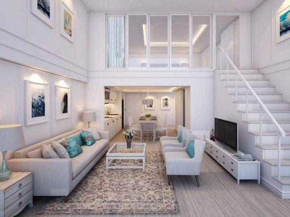 One Bedroom Duplex Condo Patong - 1094 64