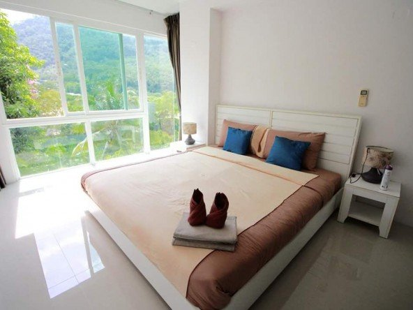 Well Maintained 2 Bed Condo in Patong -1227 196