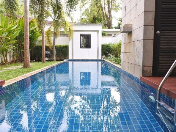Cozy 3 Bed Condo with Private Pool in Bangtao -1228 194