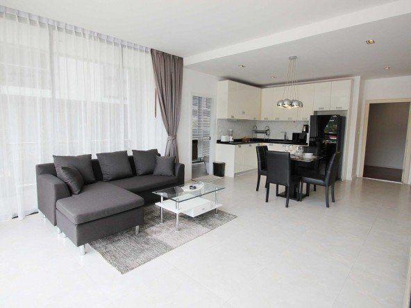 Well Appointed 1 Bed Freehold Condo in Kamala -1229 192