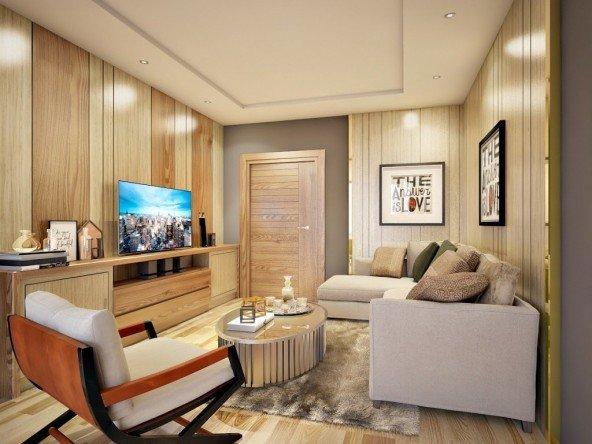 Modern 3 Bedroom Condo in Surin -1231 4