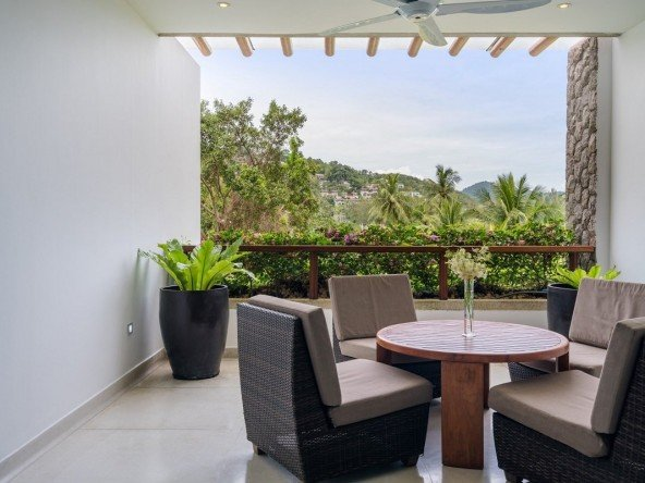 Two Bed Condo with Great Mountain View in Surin -1249 158