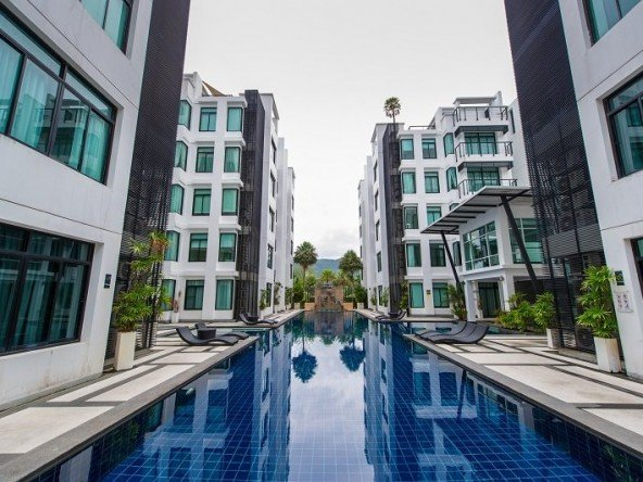 Well Maintained 4 Bed Condo in Kamala for Sale - 1252 142