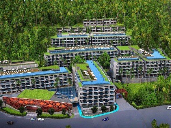 Luxury Sea View Condo Project in Surin - 1256 150