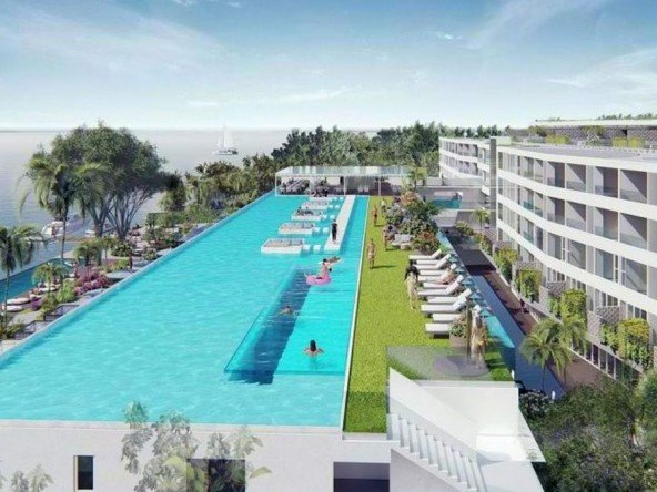 1 Bed Yacht Club Condo for Sale in Chalong -1302 88