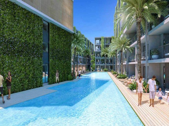 2 Bed Condo next to Bangtao Beach -1313 52