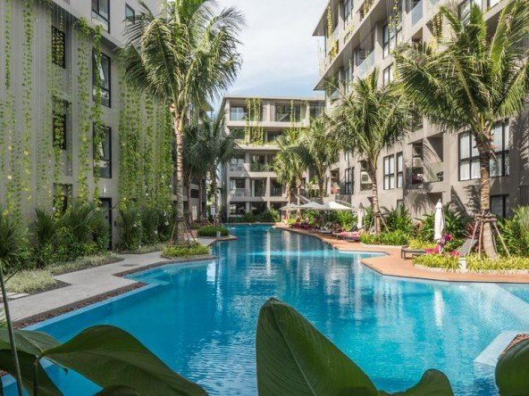 1 Bed Condo in Bangtao Phuket -1312 48