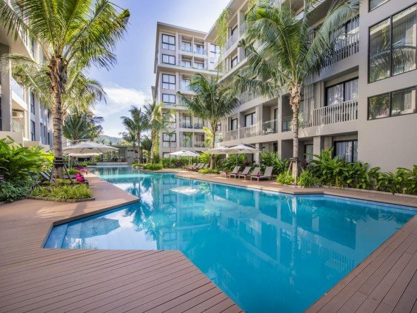 3 Bed Condo near Laguna and Surin Beach -1314 56