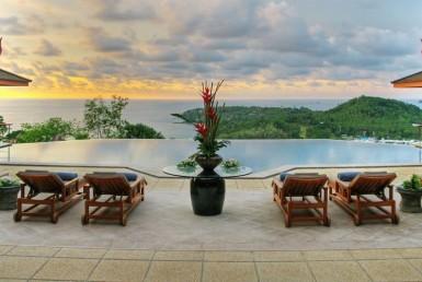Luxury Villa Stunning Views of Surin Beach -5136 6