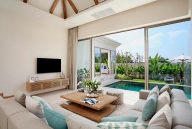 Stylish and Modern Pool Villas -5001 28