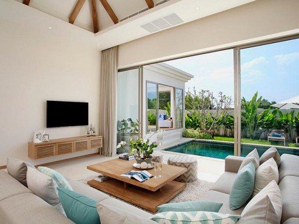 Stylish and Modern Pool Villas -5001 18