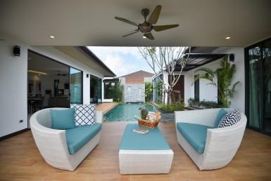 Affordable Luxury Pool Villas -5004 31
