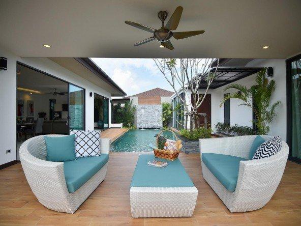 Affordable Luxury Pool Villas -5004 24