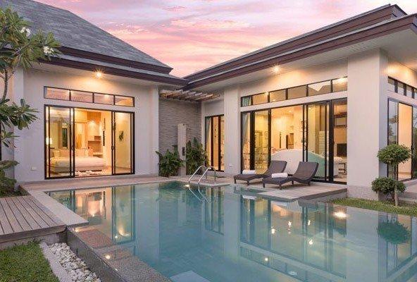 Elegant Residential Pool Villas - 5005 34