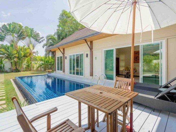 Great Potential Garden Pool Villa in Layan - 5008 60