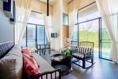 1 Bed Modern Abode Pool Villa in Bangtao -5012 33