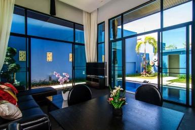 Modish 2 Bed Holiday Pool Villa in Bangtao -5013 34