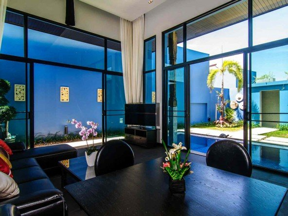 Modish 2 Bed Holiday Pool Villa in Bangtao -5013 30