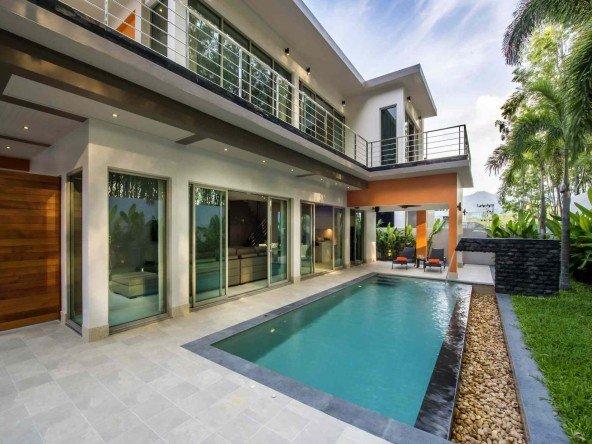 Ultra Modern 2 Storey Pool Villa - 5014 32