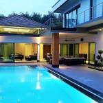 Ultra modern luxury 4 bed pool villa - 5015 5
