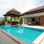 Thai Bali Style Tropical Garden Pool Villa - 5016 12