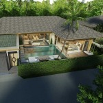 Private 3 Bed Luxury Kamala Pool Villa - 5040 4