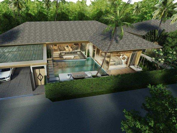 Private 3 Bed Luxury Kamala Pool Villa - 5040 32