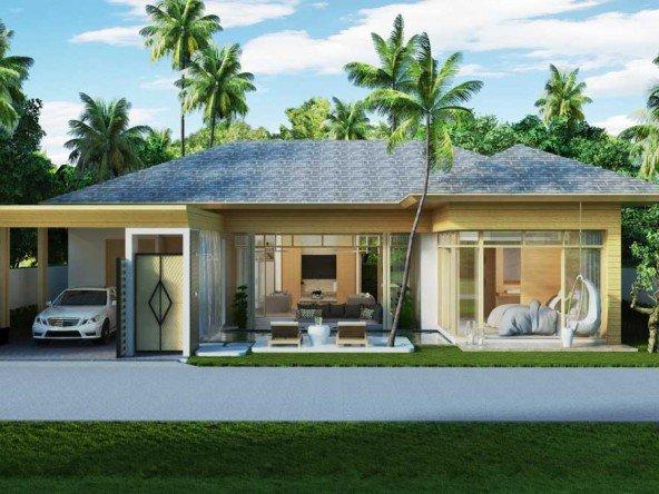 Private 2 Bed Luxury Kamala Pool Villa - 5041 28