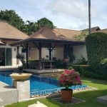 Modern Oriental Style 3 Bed Pool Villa in Naiharn -5046 5