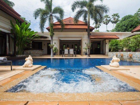 4 Bedroom Courtyard Villa in Bangtao -5070 52