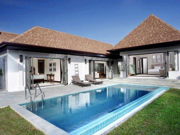 3 Bedroom Contemporary Pool Villa in Naiharn -5071 36