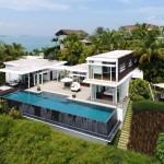 Chic Sea View 4 Bedroom Pool Villa in Cape Yamu -5076 5
