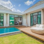 Modern Oriental 3 Bed Pool Villa in Chalong -5084 2