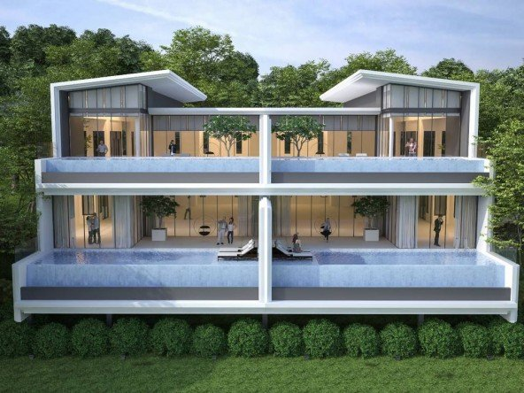The Ultimate Luxurious Pool Condo in Kamala -1266 132