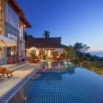 Thai Pavilion Style Villa Overlooking Surin Beach -5169 4