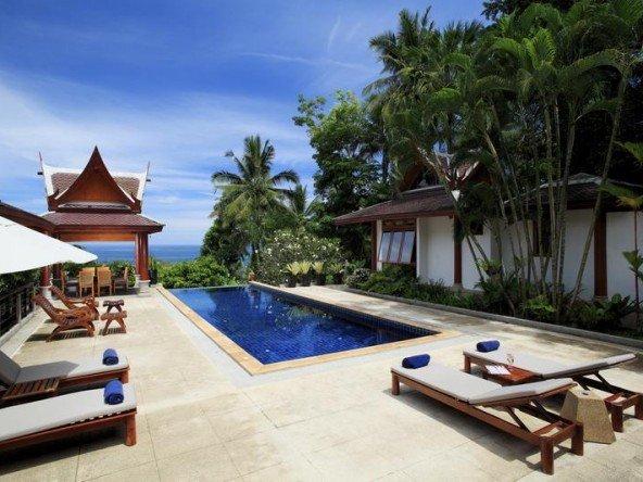 DVR154 – Classic Thai Luxury Villa 198
