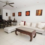 2 Bed Ground Floor Apartment Bangtao - 1132 5
