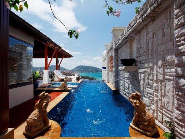 DVR143 – Luxury Thai Villa Patong 12