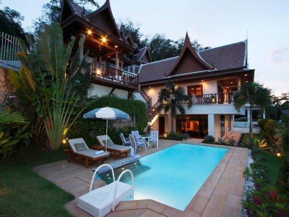 DVR146 – Seaview Villa Patong 90