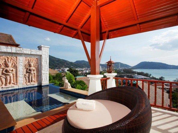 DVR149 - Patong Private Seaview Villa 8