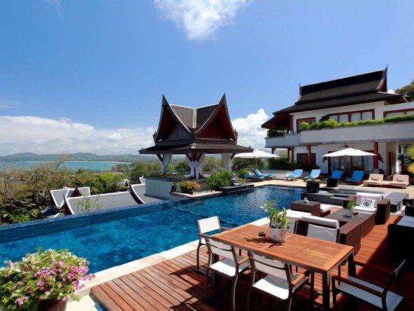DVR159 – Luxury Sea View Villa 186