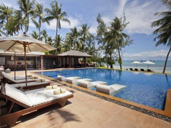 DVR316 - Stunning Beach Front Villa 196