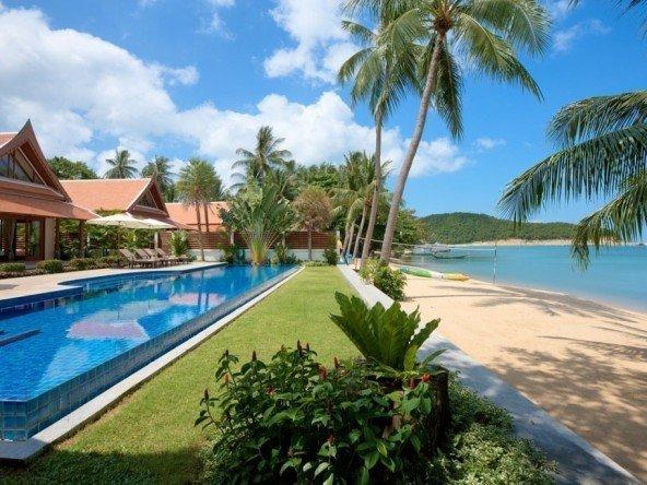 DVR325 - Luxury Beachfront Villa I 164
