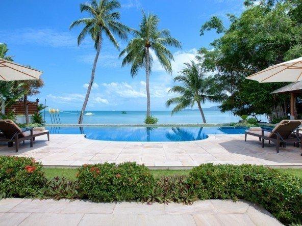 DVR326 - Luxury Beachfront Villa II 160